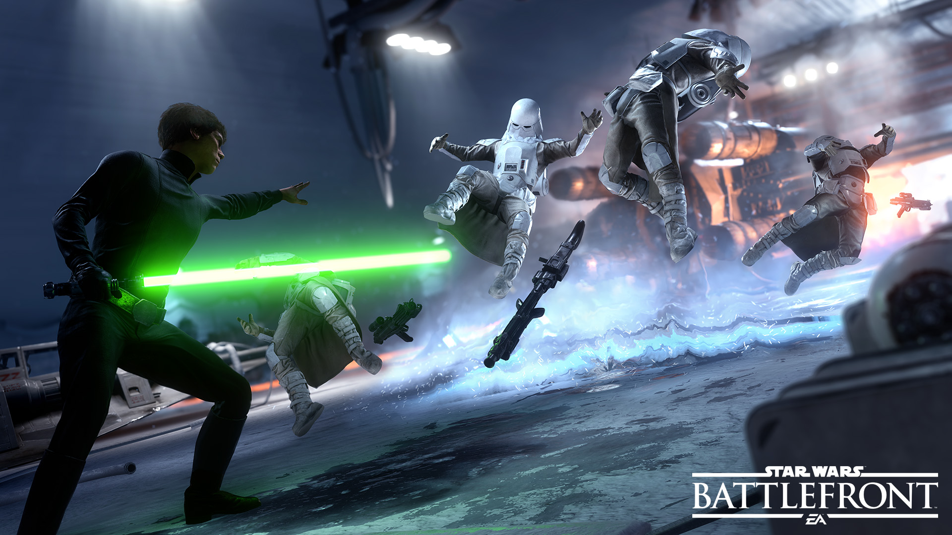 Star Wars Battlefront – Review PC, PS4, Xbox One