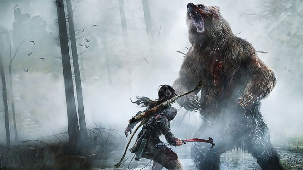 Rise of the Tomb Raider out of the top 20 in Japan