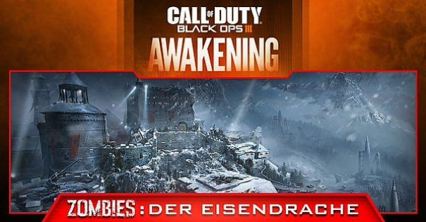 Call of Duty Black Ops III, a trailer for Zombie content of Awakening