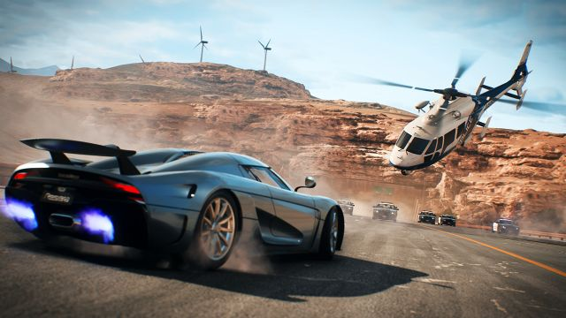 """Need for Speed Payback  """"hard to strike a balance on microtransactions"""""""