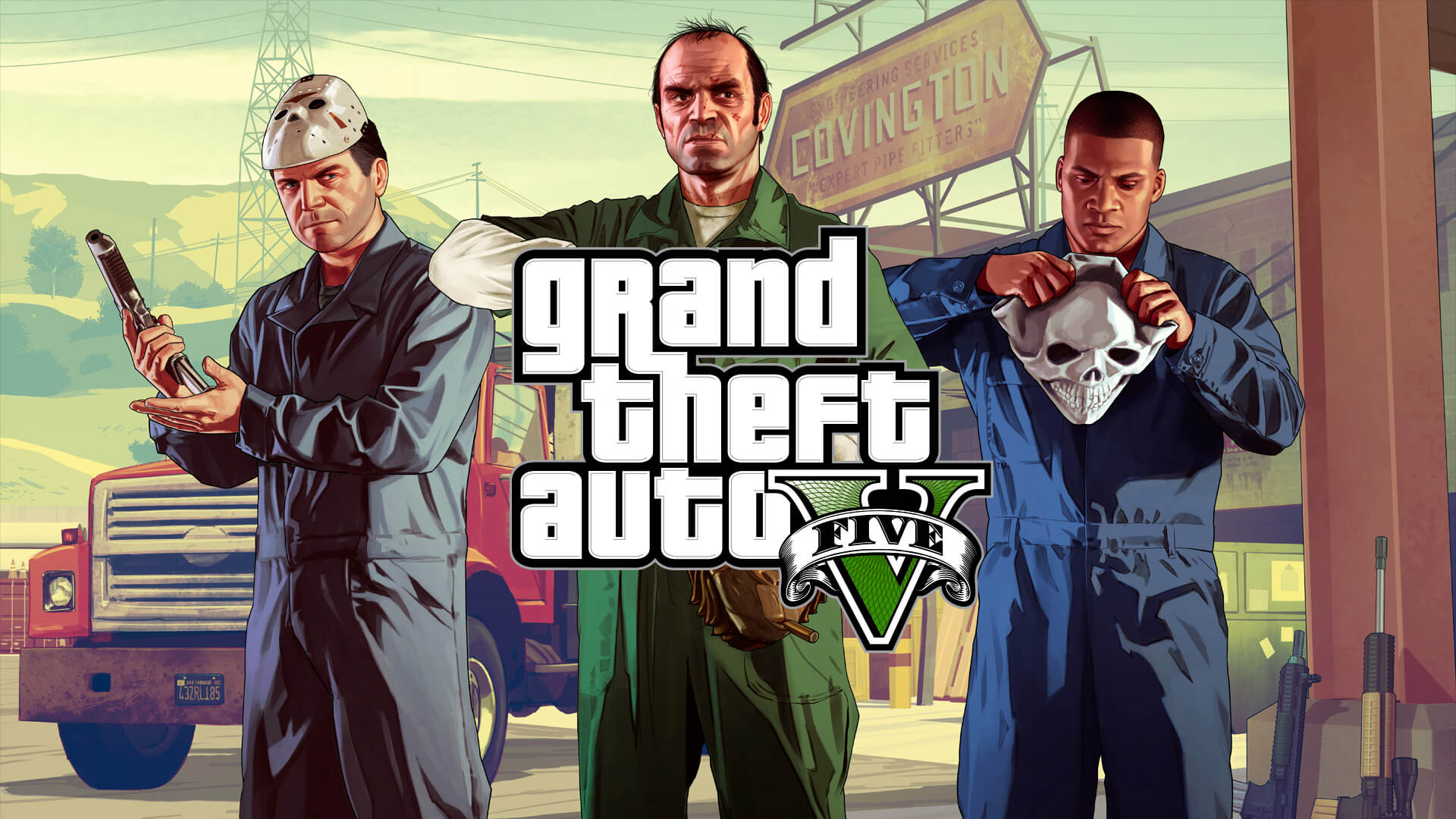 Grand Theft Auto V – Requirements
