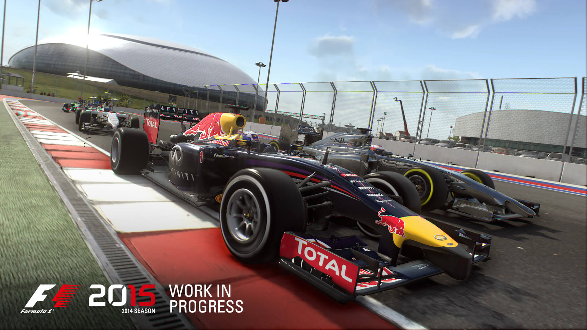 F1 2015 – Requirements