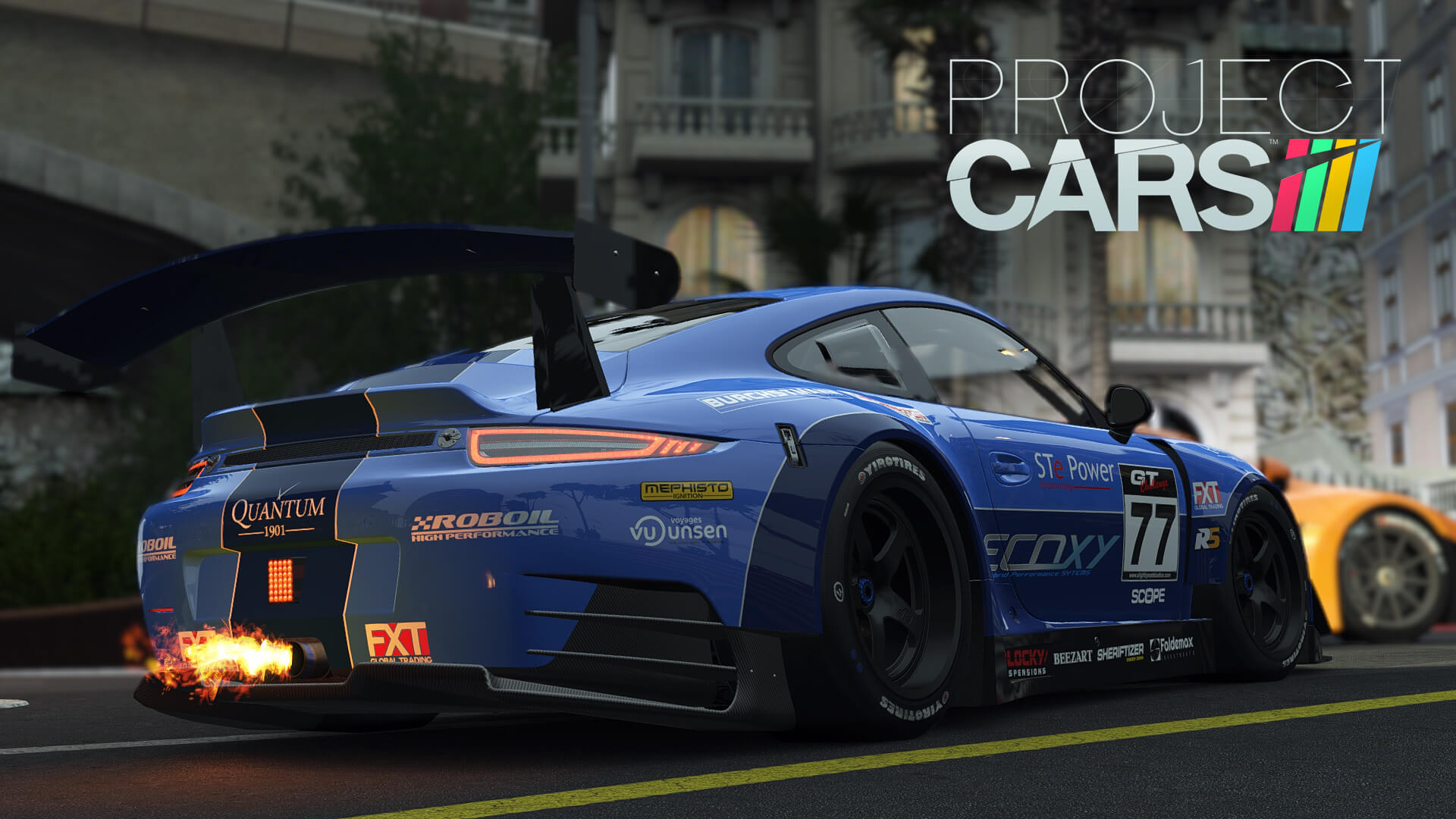 Project Cars Requirements
