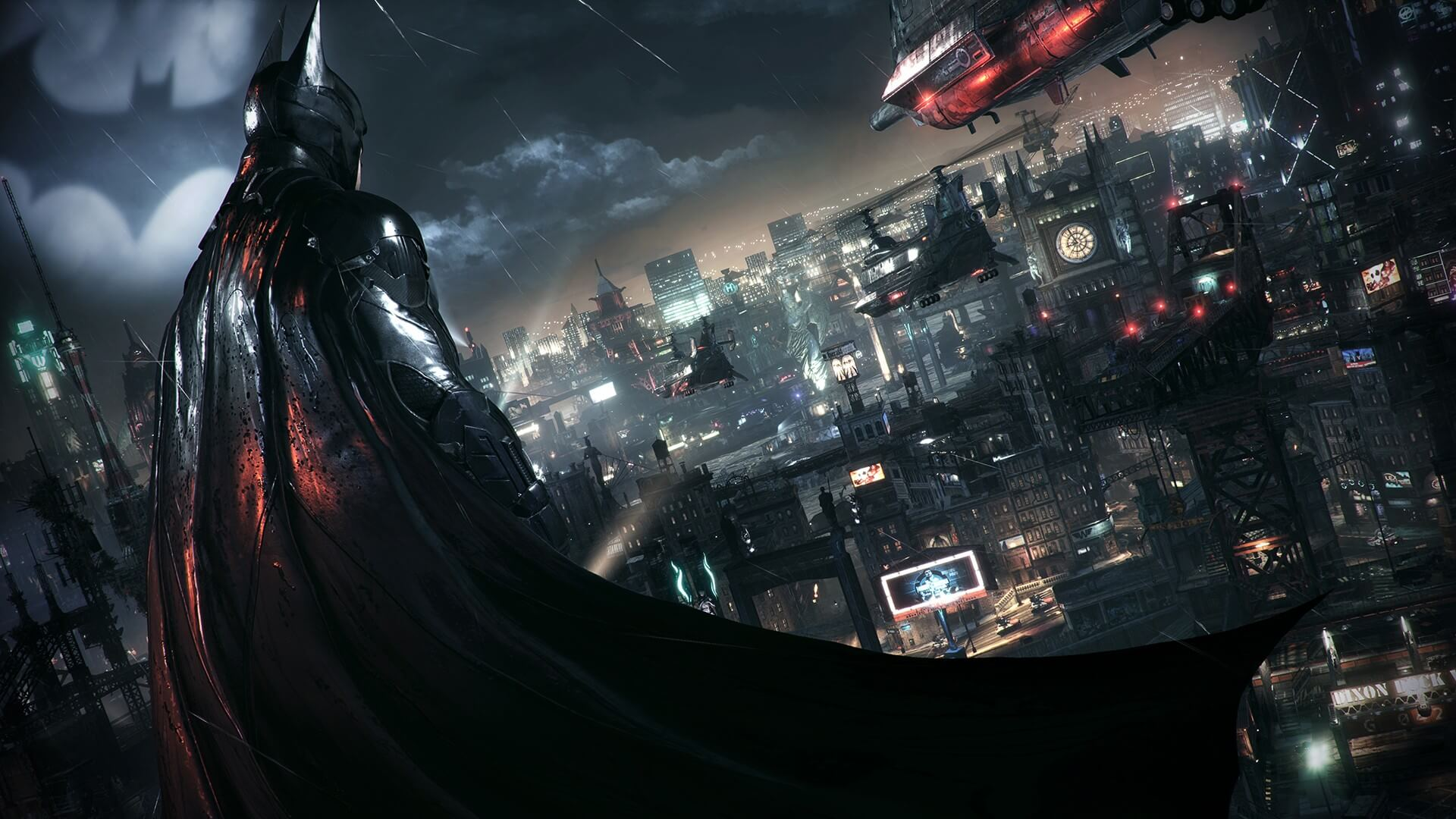 Batman: Arkham Knight – Requirements
