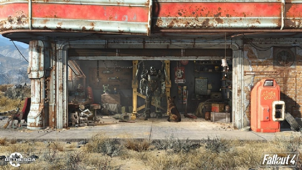 Fallout 4: Available preload full Xbox Store for Xbox One