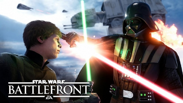 Star Wars Battlefront: the available download on PS4 and Xbox One