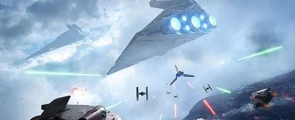 A live action trailer for Star Wars Battlefront with Anna Kendrick