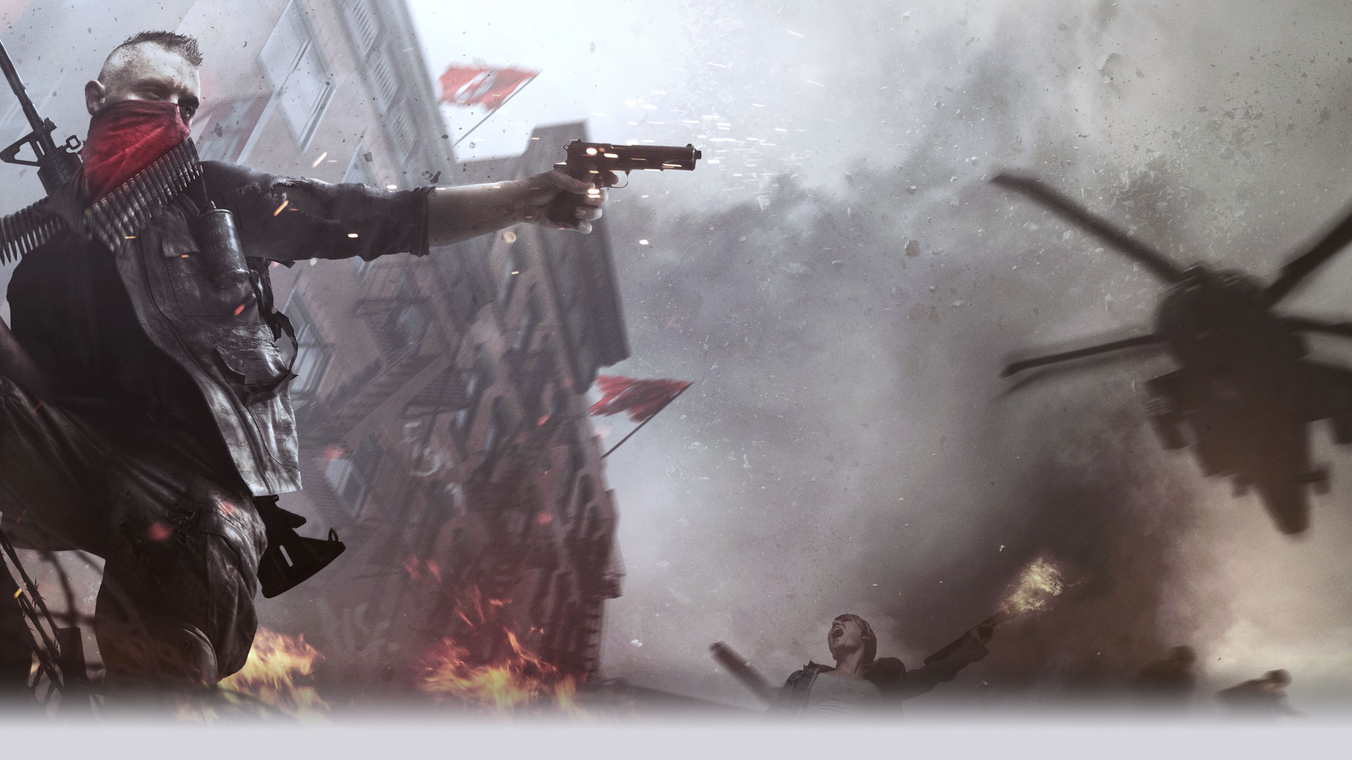 Homefront The Revolution, revealed bonus for pre-order