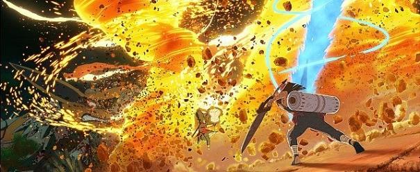 Naruto Shippuden Ultimate Ninja Storm 4: New Dev Diary