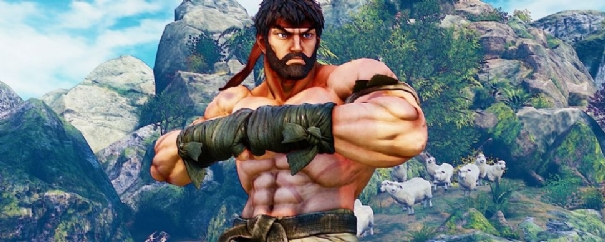 Street Fighter V arrive on Linux and SteamOS in spring