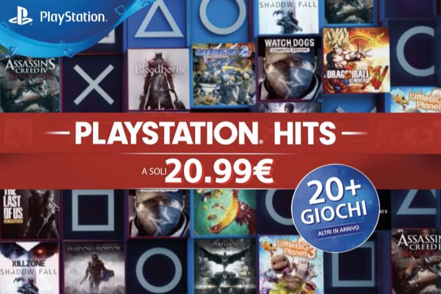 PlayStation Hits: the economic series of the successes of PS4 is already on Amazon Italy