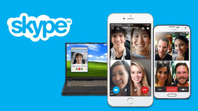 Skype: it is possible to record video calls