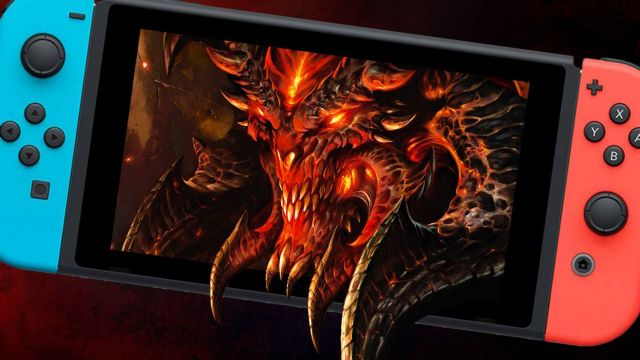 Super Smash Bros. Ultimate, Blizzard would like Diablo as a playable character