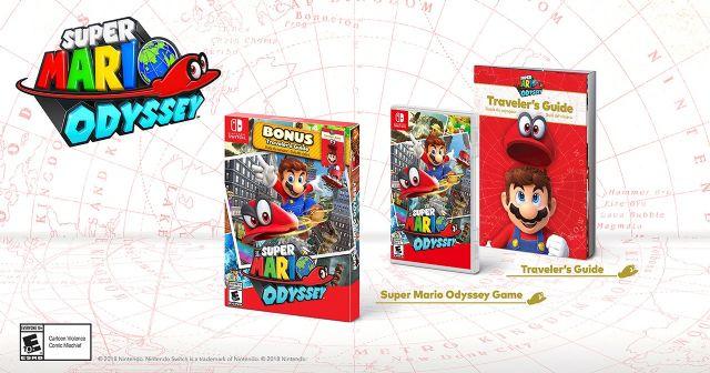 The Super Mario Odyssey Splatoon 2 And Zelda Breath Of The