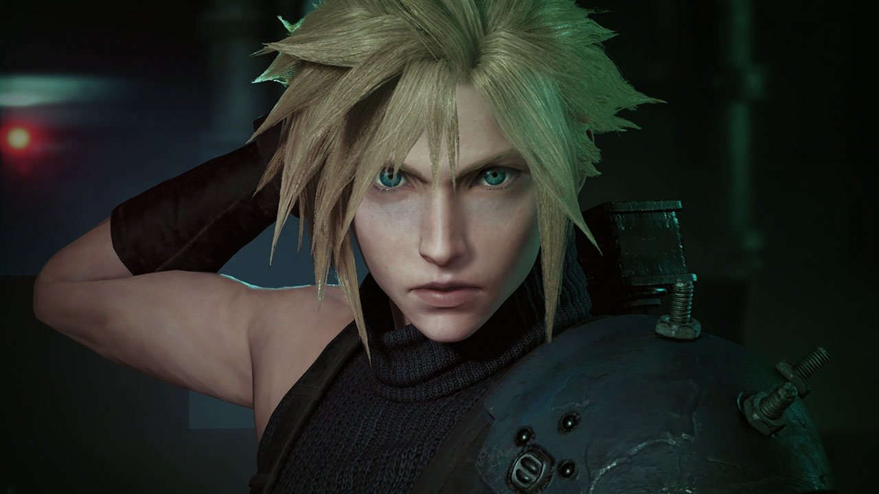 Final Fantasy VII Remake: development never suspended for Kingdom Hearts III