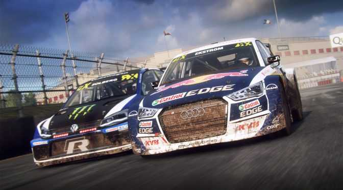 DIRT Rally 2.0: Update 1.2 available