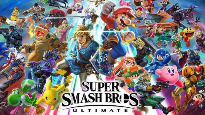 Nintendo is preparing for a tournament weekend