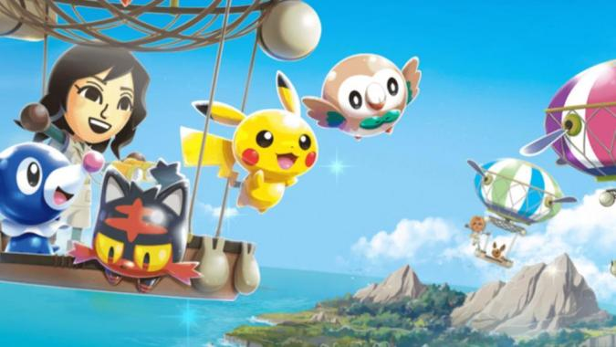 Pokemon Rumble Rush available today on Android