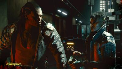 Cyberpunk 2077: new images from CD Projekt RED