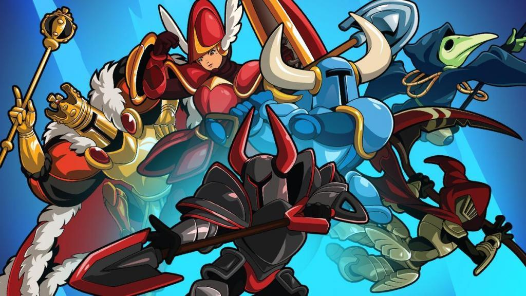 Shovel Knight, the Kickstarter of the canceled board game (but will return)