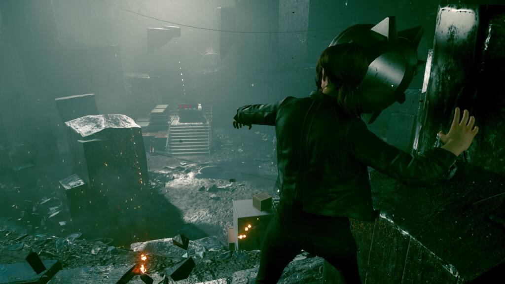 How Control would change on PS5, explained by Remedy Entertainment