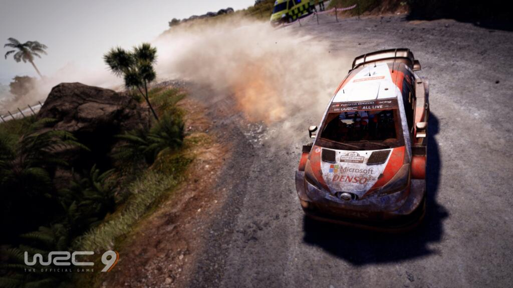 Codemasters has been licensed for WRC games since 2023