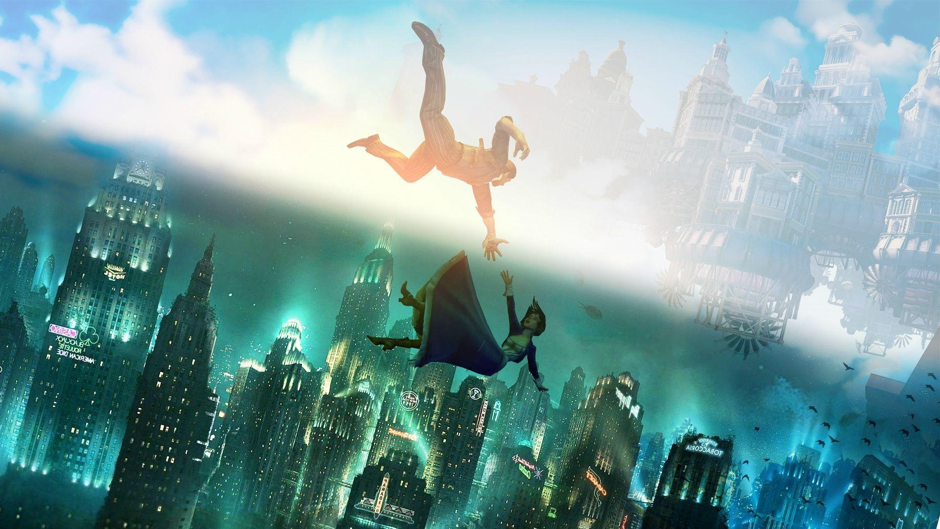 BioShock 4 will be next-gen, but will use Unreal Engine 4