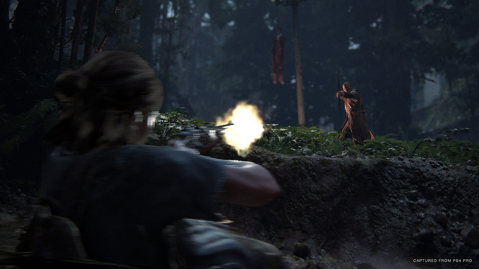The Last of Us Part II, video leak for multiplayer