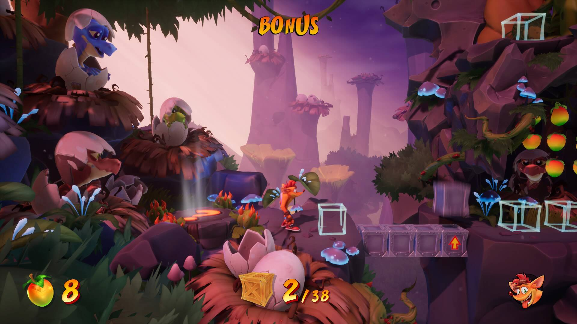 Crash Bandicoot 4 appeals to the international press: the average rating is surprising