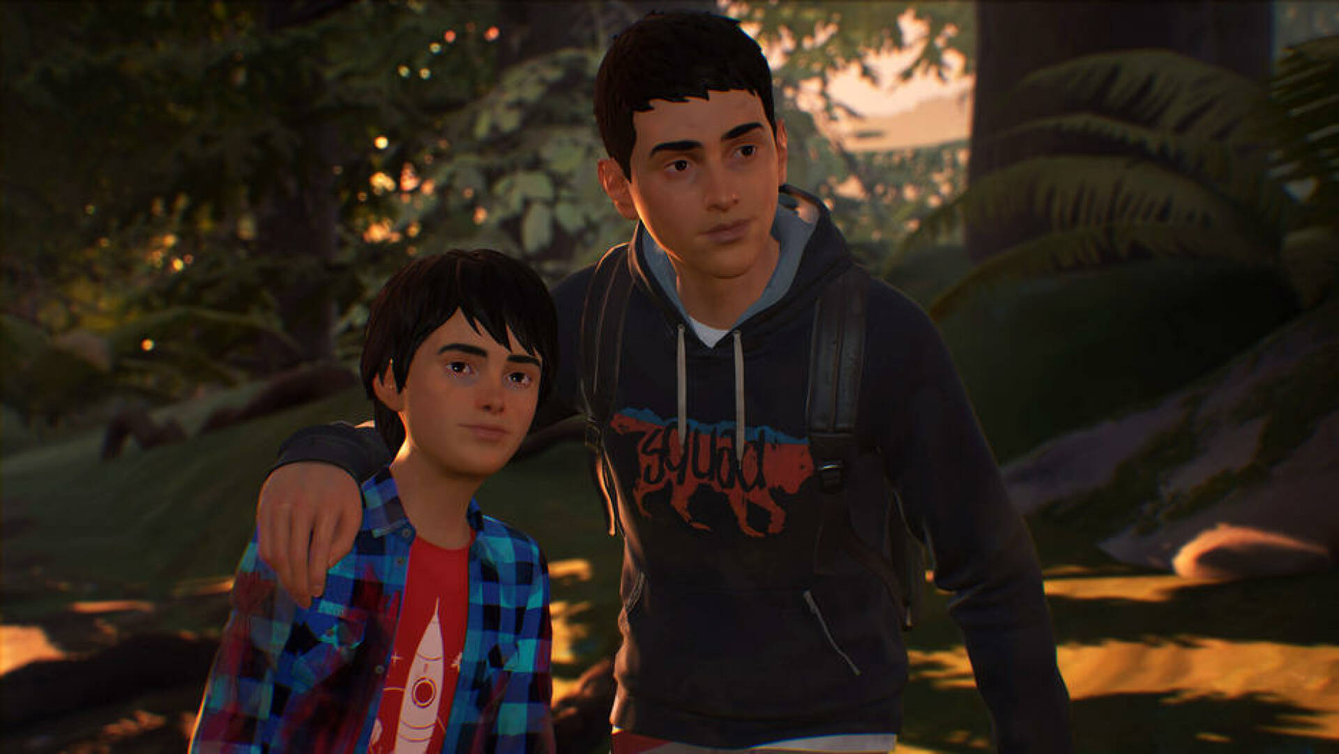 Life is Strange 2 has a (big) The Last of Us Easter Egg