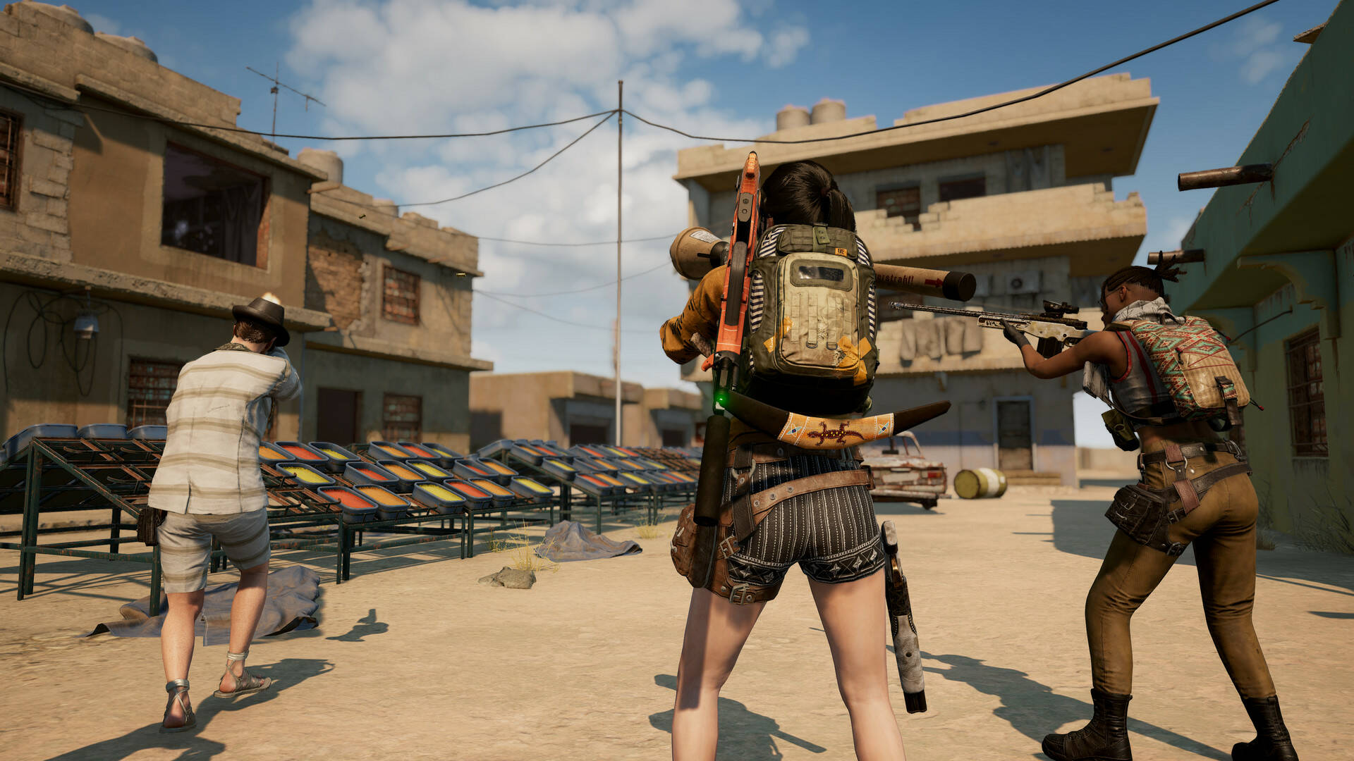 A big battle royale becomes free (but for a little while)