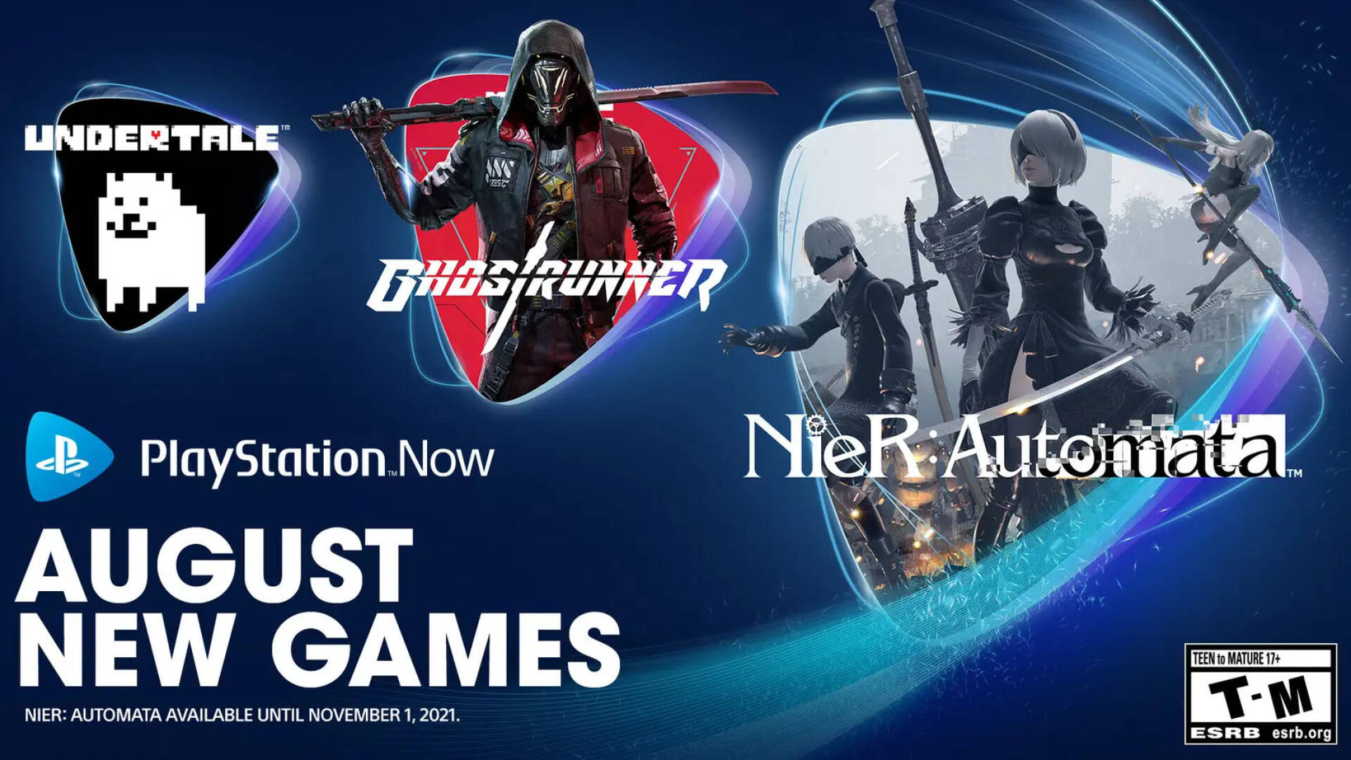 PlayStation Now with a bang in August: here are the new games