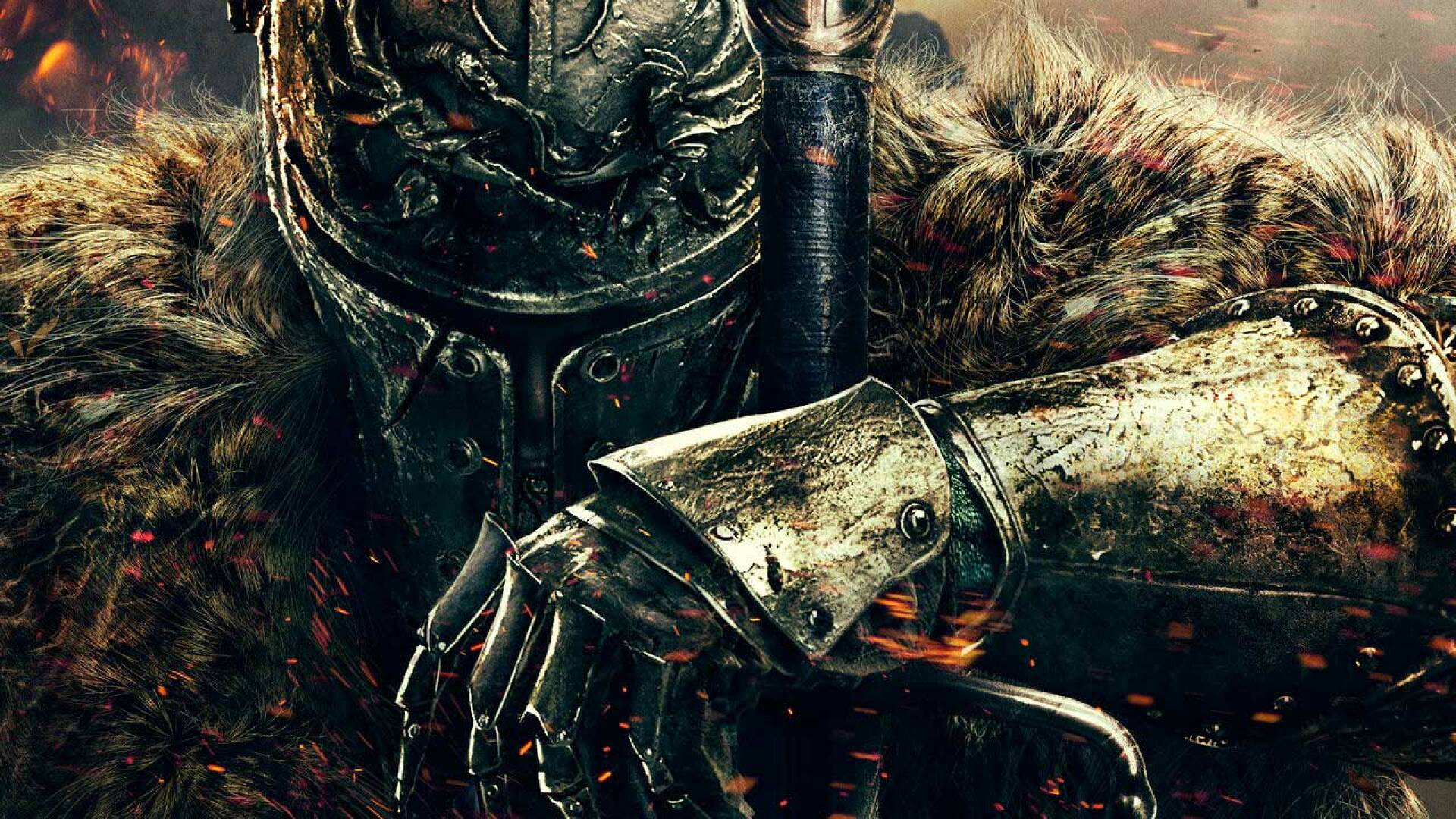 Dark Souls III, with this mod you can become one of the bosses of the game