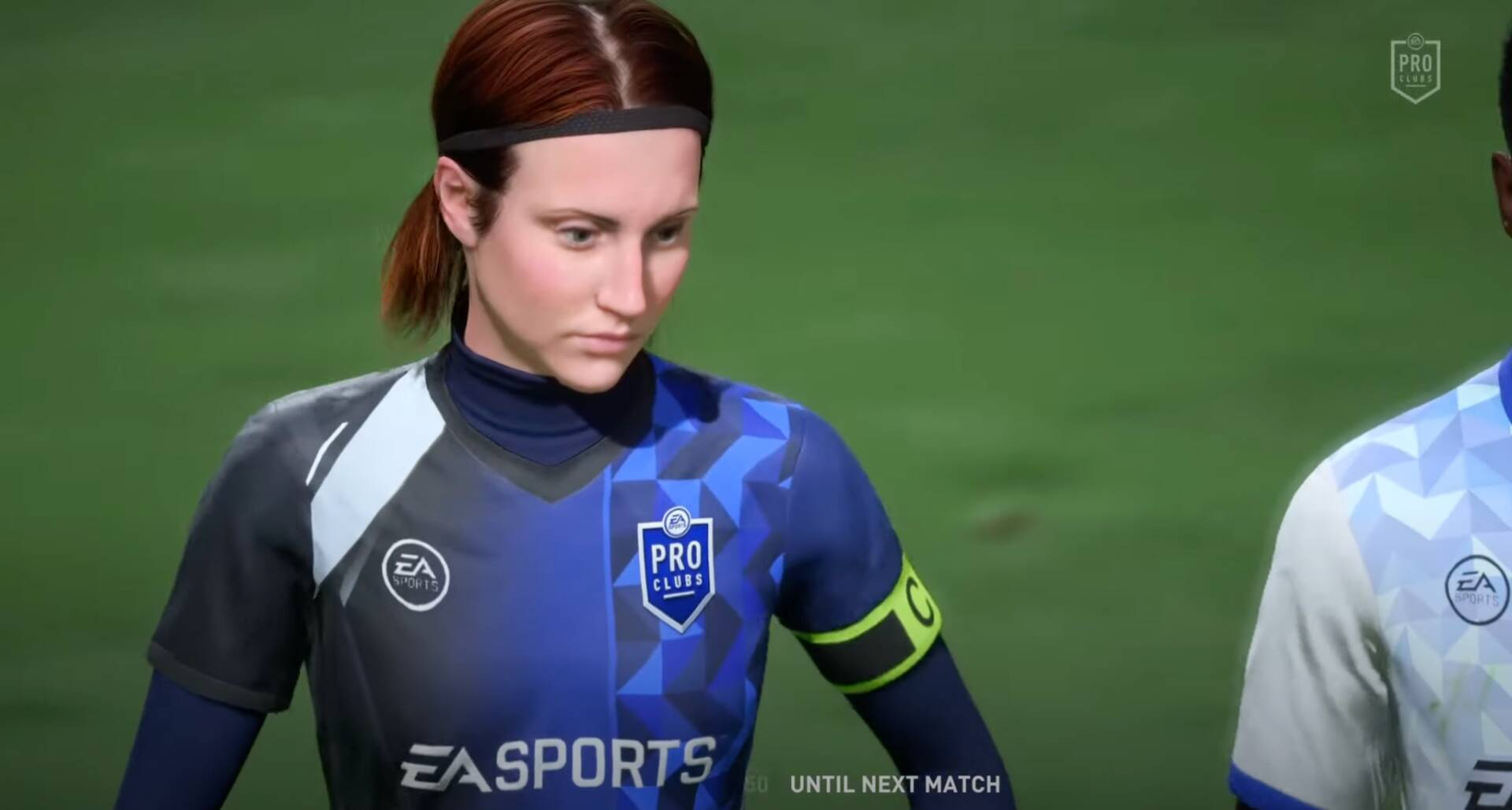 FIFA 22, the players will give men a hard time