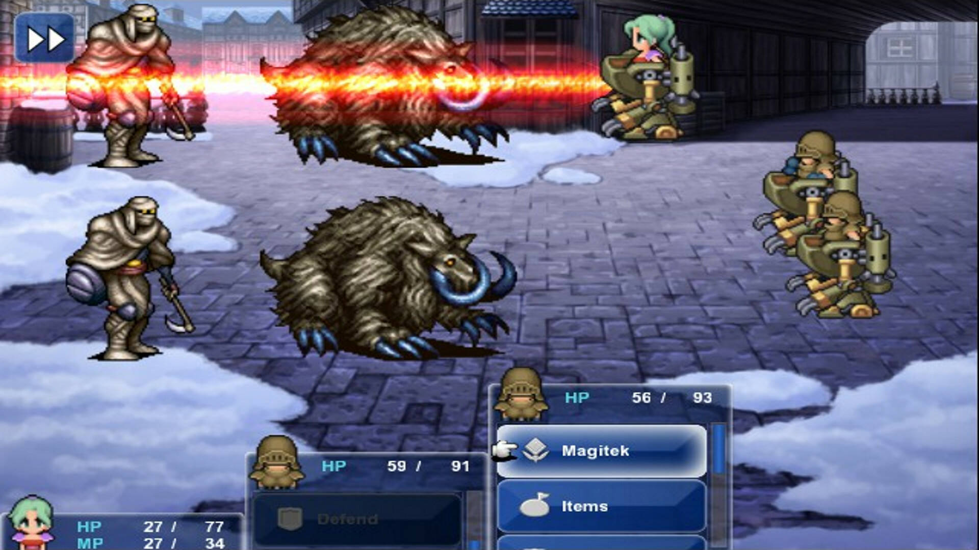 Final Fantasy VI Remake is a dream that becomes (almost) reality