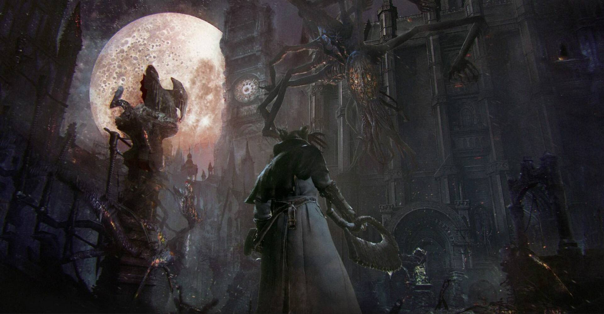 Bloodborne becomes a Cartoon Network-style animated series