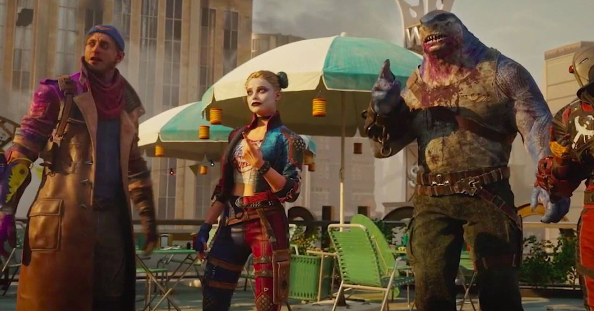 Suicide Squad at last! Here is how it is on PS5, the first images